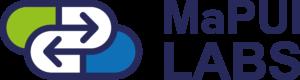 logo MaPUI LABS bleu 2 lignes